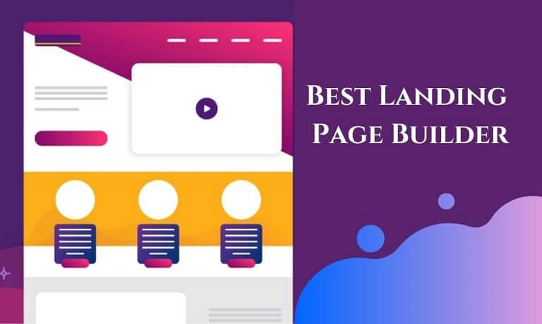 Landing Page Builder Plugin for WordPress